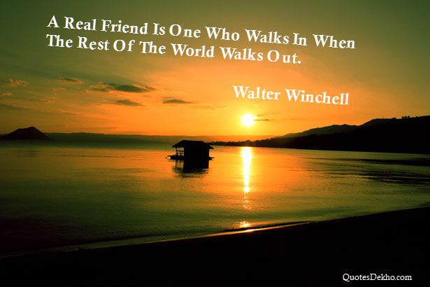 nice friendship quotes pic