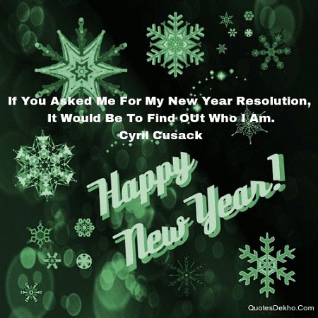 happy new year picture saying