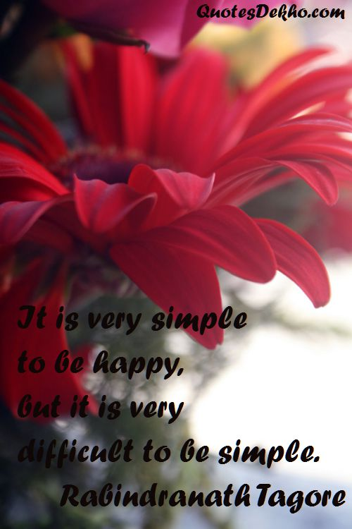 Happiness Quote With Image