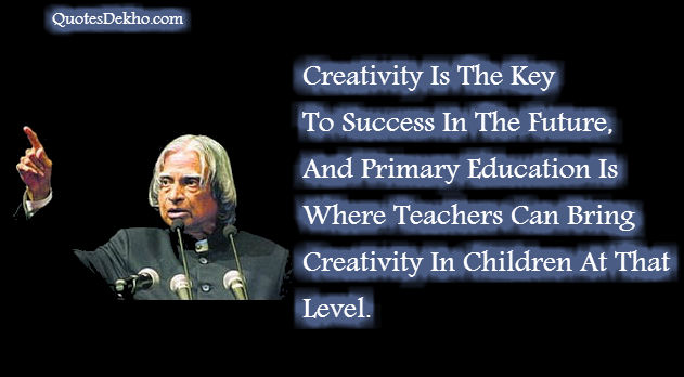 Creativity And Success Quote Picture