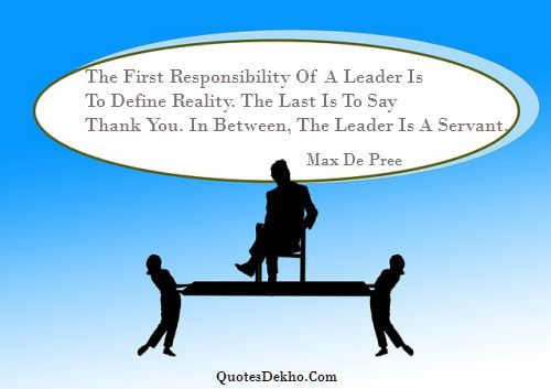 Great Business Leadership Quotes