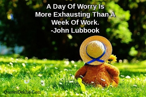 work worry quotes status wallpaper whatsapp and facebook