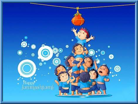happy janmashtami 2015 wallpaper for facebook wall