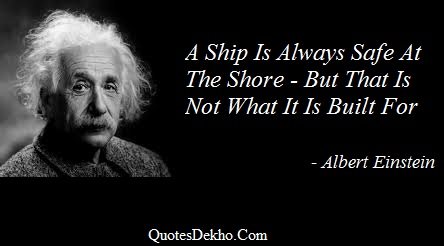 Albert Einstein Quotes Status About Life