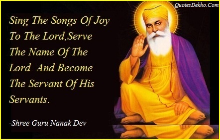 Guru Nanak Jayanti Status Whatsappp And Facebook Group Wall