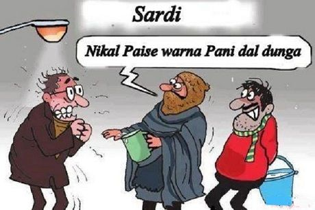 funny winter picture and sardi image whatsapp and facebook