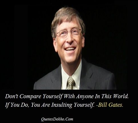 Bill Gates Quotes About Success And Business