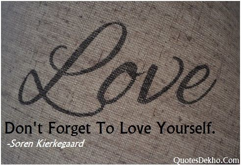 Love Yourself Quotes Image Whatsapp And Facebook Share
