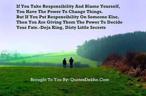 quotes wallpaper about fate and responsibility whatsapp and facebook