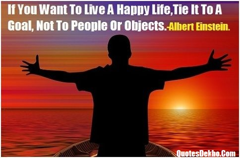 Happy Life Mantra Quotes With Picture