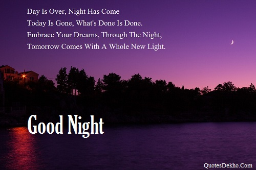 good night whatsapp dp wall post profile