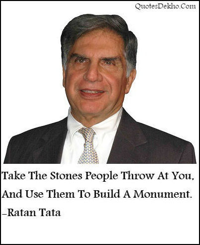 Ratan Tata Innovation Quotes With Image