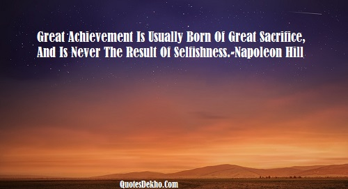 Achievement Quotes Image boss and team