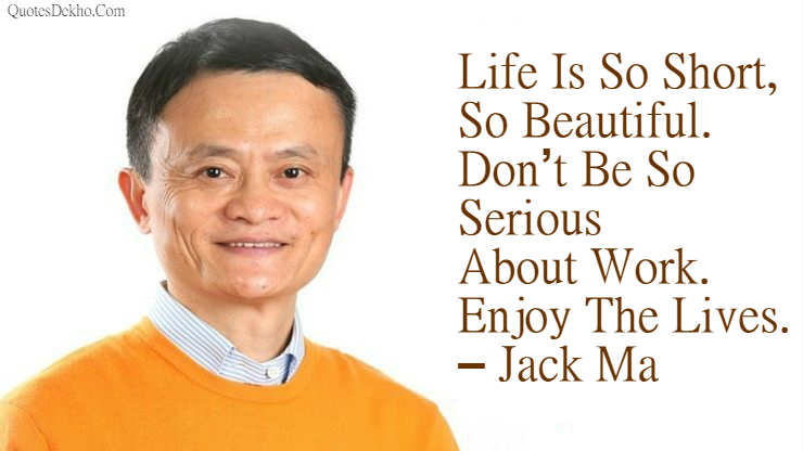 jack ma life quotes image for whatsapp and facebook share